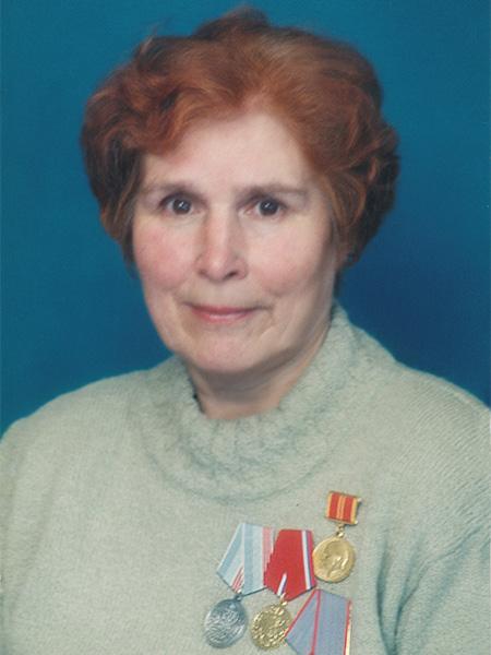 Пономарева