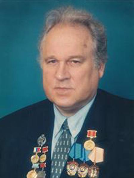Начальник Главтехстроя с 1983 по 1989 гг.