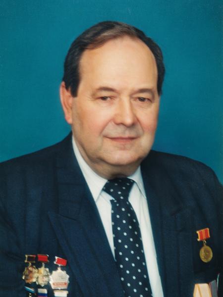 Начальник Главэнергоремонта с 1986 по 2000 гг.