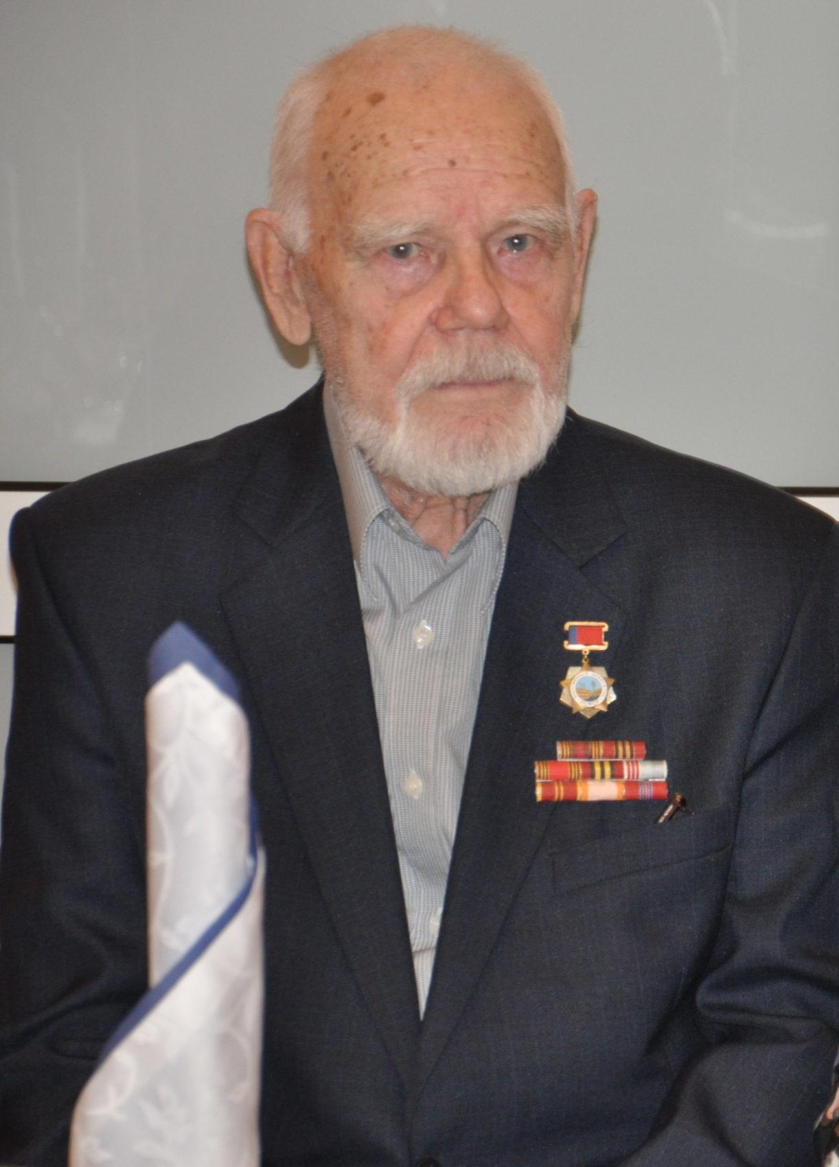 Савушкин Владимир Владимирович
